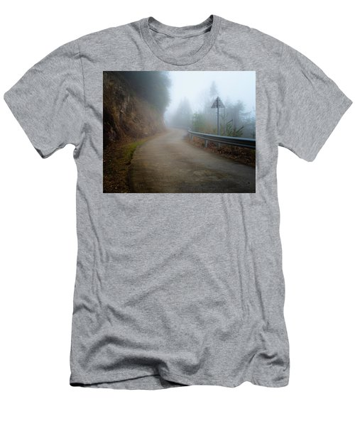 Is Anyone Coming? Men's T-Shirt (Athletic Fit)