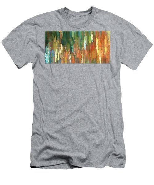 It's Full Of Squares Men's T-Shirt (Athletic Fit)