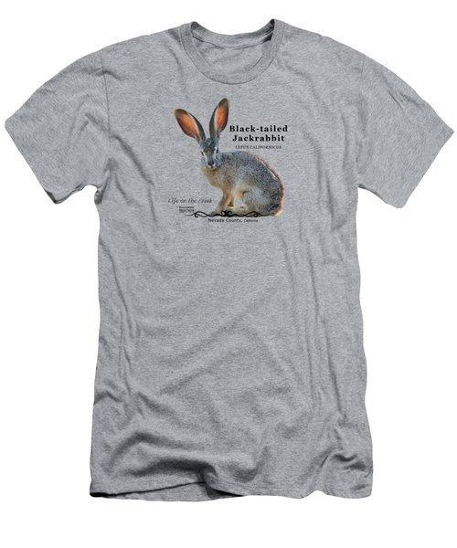 Jackrabbit Men's T-Shirt (Athletic Fit)