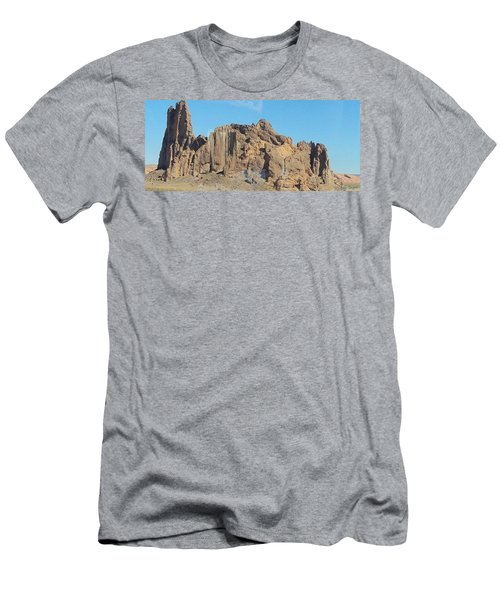 Jagged Rocks Men's T-Shirt (Athletic Fit)