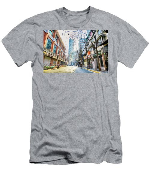 Jing An Men's T-Shirt (Athletic Fit)