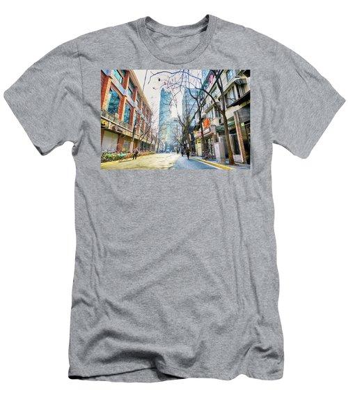Jing An Men's T-Shirt (Athletic Fit)