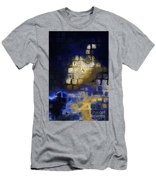 John 16 13. He Will Guide You Men's T-Shirt (Athletic Fit)