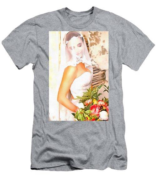 June Bride Men's T-Shirt (Athletic Fit)