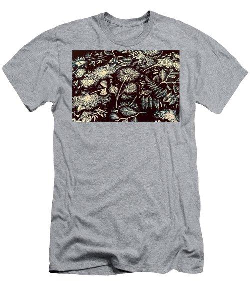 Jungle Flatlay Men's T-Shirt (Athletic Fit)