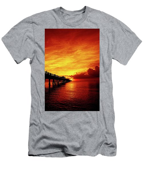 Juno Pier 2 Men's T-Shirt (Athletic Fit)