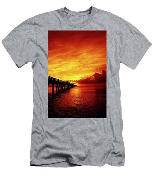 Juno Pier 2 Men's T-Shirt (Athletic Fit)