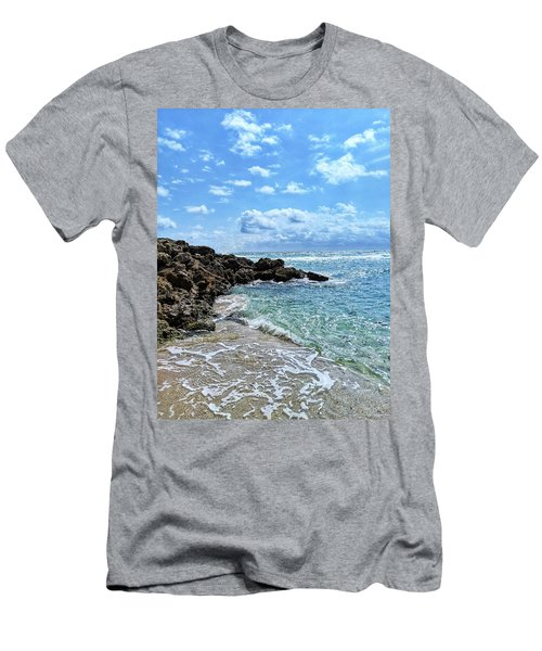 Just Beachy Men's T-Shirt (Athletic Fit)