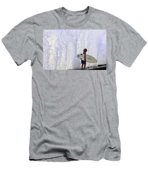 Ka Nalu Nui Loa Men's T-Shirt (Athletic Fit)