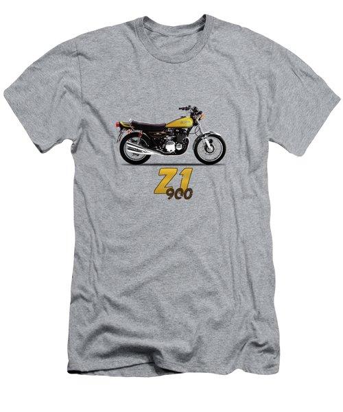Kawasaki Z1 Men's T-Shirt (Athletic Fit)