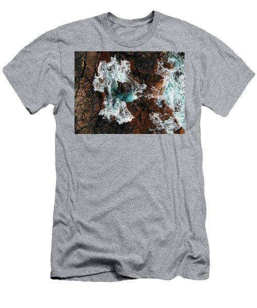 Keahole Aerial Men's T-Shirt (Athletic Fit)