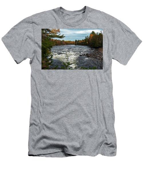 Kennebec River Men's T-Shirt (Athletic Fit)