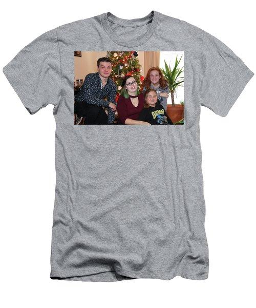 Kids Men's T-Shirt (Athletic Fit)