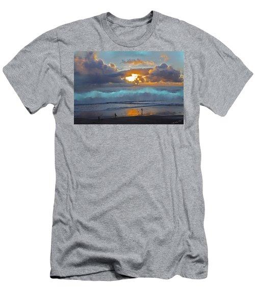 Behold Men's T-Shirt (Athletic Fit)