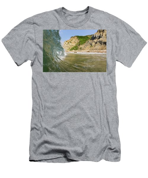 Land And Sea Men's T-Shirt (Athletic Fit)