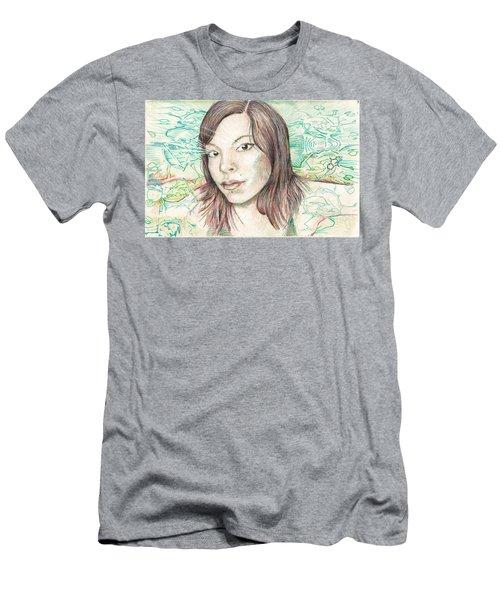 Laser Men's T-Shirt (Athletic Fit)