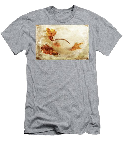 Men's T-Shirt (Athletic Fit) featuring the photograph Late Late Fall by Randi Grace Nilsberg
