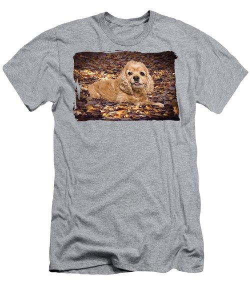 Leafy Delight Men's T-Shirt (Athletic Fit)