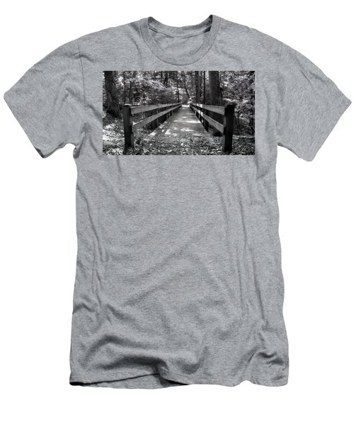 Leelanau Trail Men's T-Shirt (Athletic Fit)