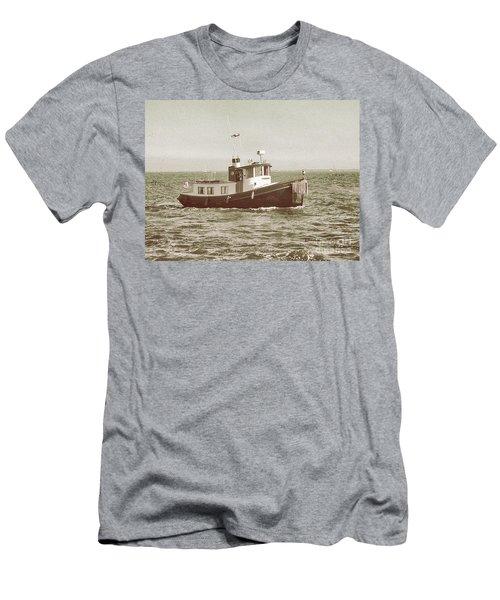 Lil Tugboat Men's T-Shirt (Athletic Fit)