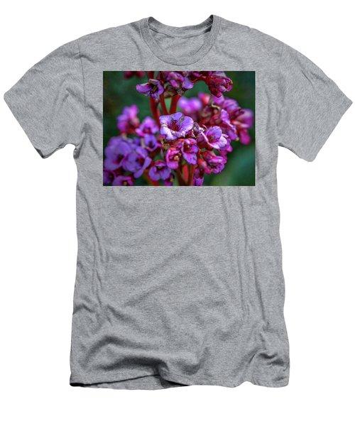 Lilac #h9 Men's T-Shirt (Athletic Fit)