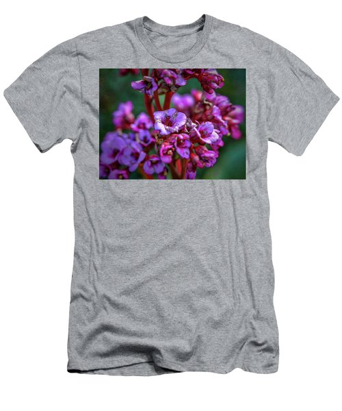 Lilac #h9 Men's T-Shirt (Athletic Fit)