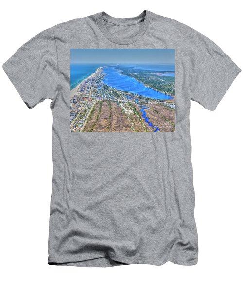 Little Lagoon 7489 Men's T-Shirt (Athletic Fit)