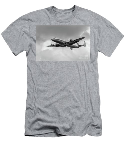 Lockheed Breitling Super Constellation  Men's T-Shirt (Athletic Fit)