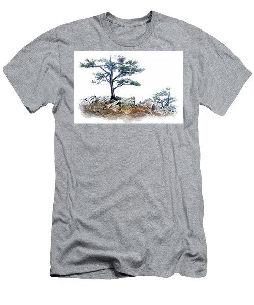 Lonely Planet Fx Men's T-Shirt (Athletic Fit)