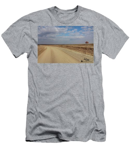 Lonesome Road Men's T-Shirt (Athletic Fit)