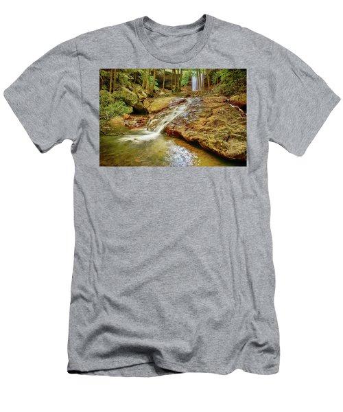 Long Falls Men's T-Shirt (Athletic Fit)