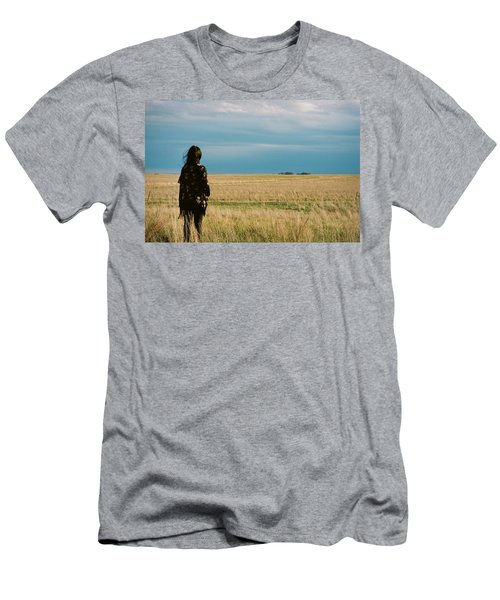 Look To The West Men's T-Shirt (Athletic Fit)