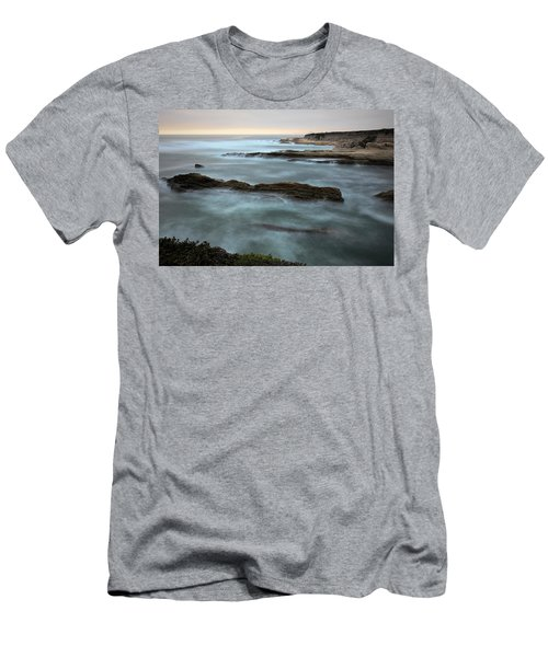 Lost In The Mist Men's T-Shirt (Athletic Fit)