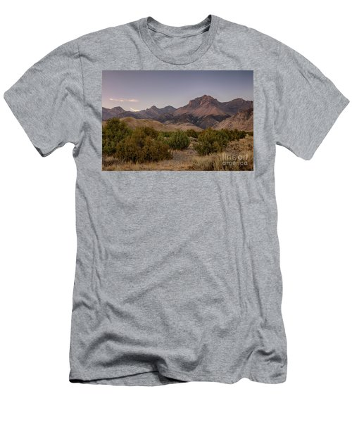 Lost River Twilight Men's T-Shirt (Athletic Fit)