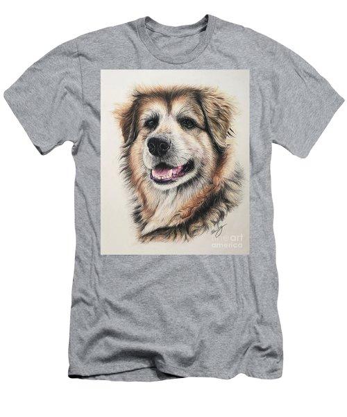Loui Men's T-Shirt (Athletic Fit)