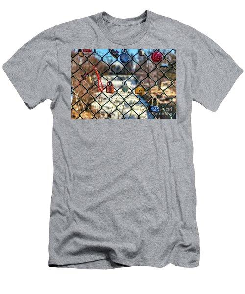 Love Locks Men's T-Shirt (Athletic Fit)