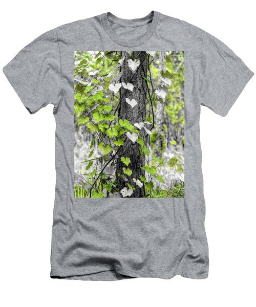 Love Of Nature Men's T-Shirt (Athletic Fit)