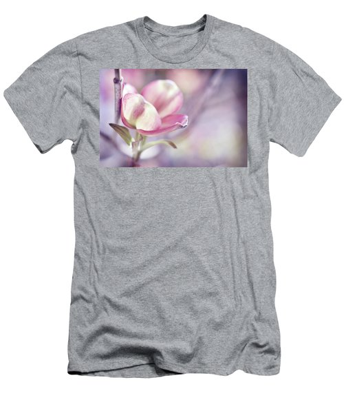Men's T-Shirt (Athletic Fit) featuring the photograph Love Simply by Michelle Wermuth