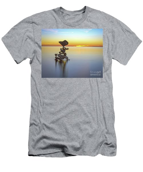 Love Touch Men's T-Shirt (Athletic Fit)