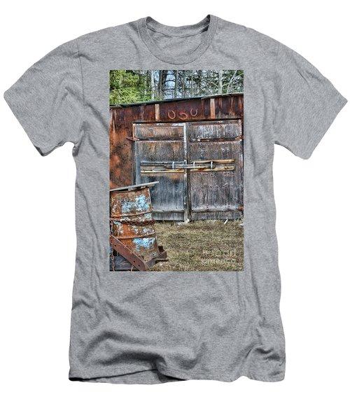 Lucky Door Men's T-Shirt (Athletic Fit)