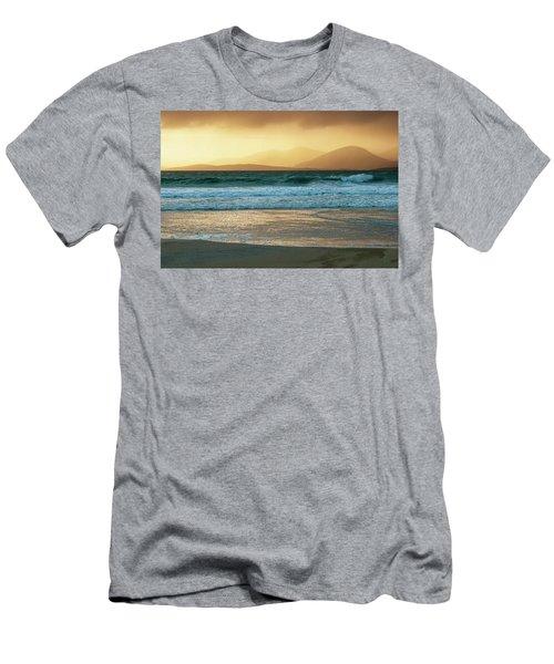 Luskentyre Views Men's T-Shirt (Athletic Fit)