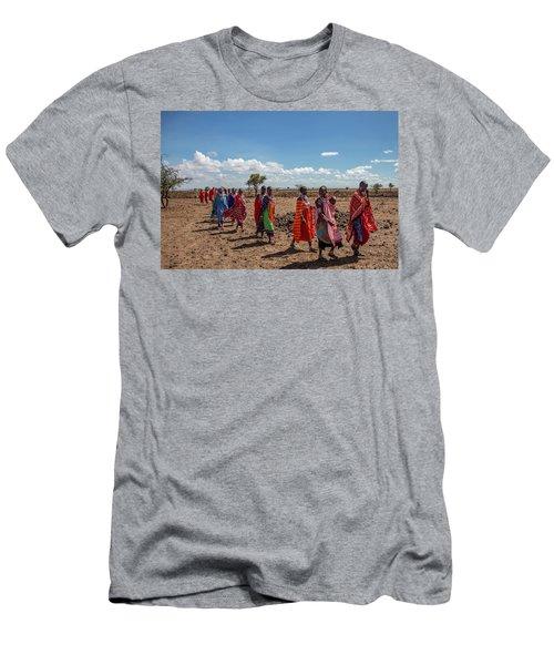 Maasi Women Men's T-Shirt (Athletic Fit)