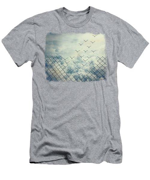 Magical Escape  Men's T-Shirt (Athletic Fit)