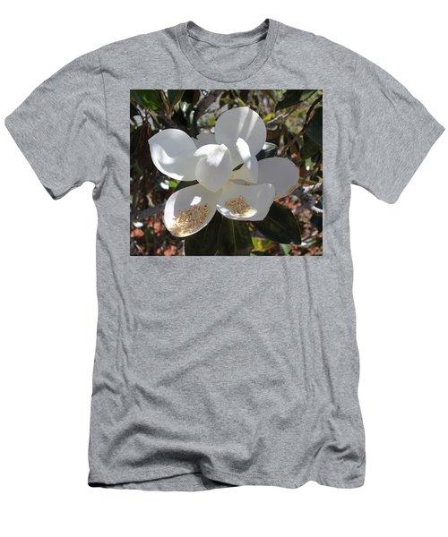 Magnificent Magnolia Men's T-Shirt (Athletic Fit)