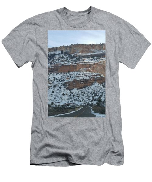 Majestic View Men's T-Shirt (Athletic Fit)