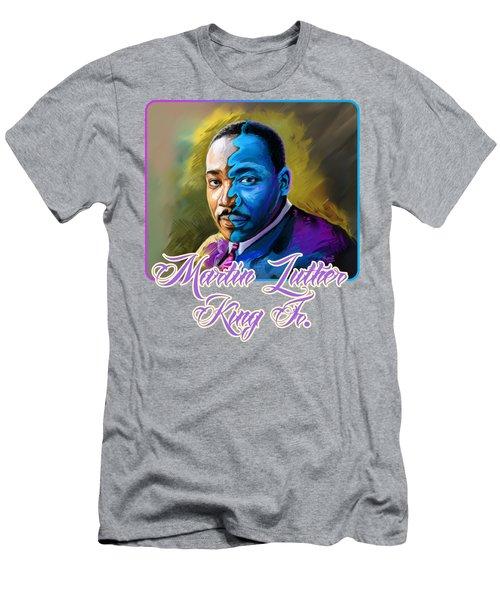 Man Of All Seasons Men's T-Shirt (Athletic Fit)