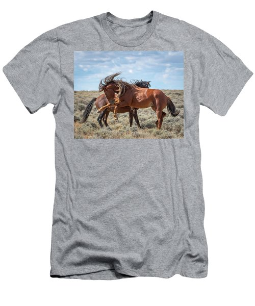 Mane For Days Men's T-Shirt (Athletic Fit)