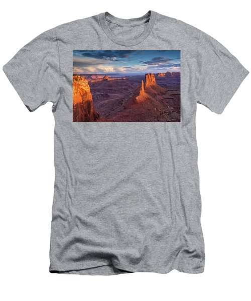 Marlboro Point - A Different View Men's T-Shirt (Athletic Fit)