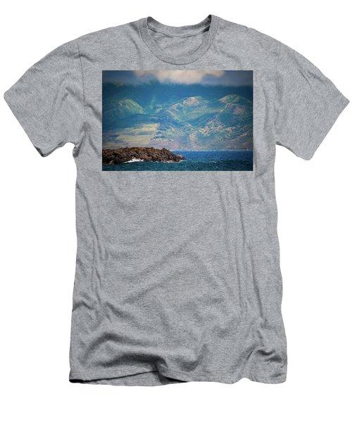 Maui Fisherman Men's T-Shirt (Athletic Fit)