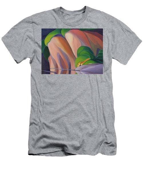 Mazinaw Rock II Men's T-Shirt (Athletic Fit)